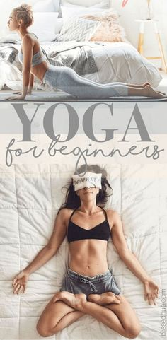 Yoga for Complete Beginners - yoga poses - yoga lifestyle - yoga exercises - beginner yoga - yoga sequences