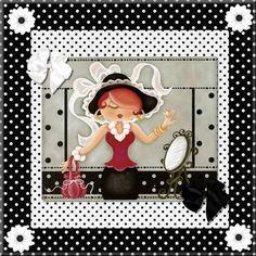 Картинки для декупажа. Женские штучки. Обсуждение на LiveInternet - Российский Сервис Онлайн-Дневников