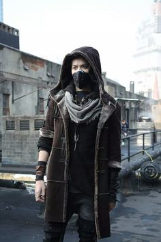Damn looks like the character from game prototype and even AZIO(Assassin Ceed) Chanyeol, Tao Exo, Zi Tao, Chinese Fans, Chinese Boy, Chinese Dragon, Korean Boys Ulzzang, Exo Korean, Kris Wu