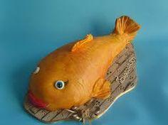 fish Goldfish, Cake Designs, Pets, Red Fish