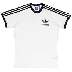 de2a78452328 adidas SPO T-Shirt white bei KICKZ.com Addidas Shirts