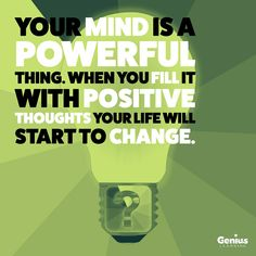 Our mind is an incredible machine with the capacity to work magic provided we fill it up regularly with Super Strength Positive Fuel. Positive Thoughts, Insight, Fill, Strength, Mindfulness, Positivity, The Incredibles, How To Get, Magic