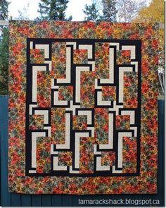 Autumn BQ4 Quilt