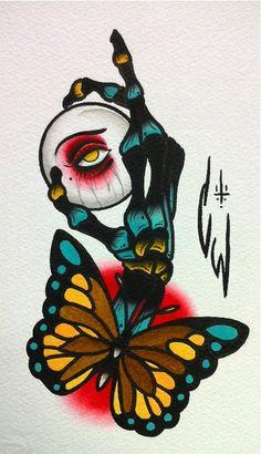 Ink It Up Trad Tattoos