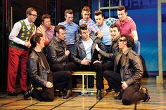 GREASE The Musical | The Official Tour Website | Photos - 2011