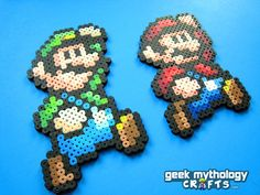 Super Mario World:  Super Mario and Super Luigi