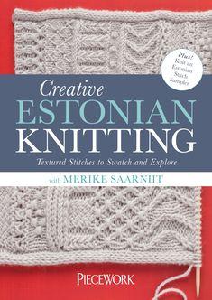 Creative Estonian Knitting | Martinas Bastel- & Hobbykiste