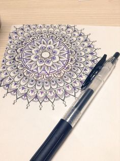 初ゼンタングル Tangled, Zentangle, Flower, Design, Rapunzel, Zentangle Patterns, Zentangles, Flowers