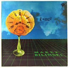 Marek Biliński - E=mc2 + Insert - płyta winylowa w sklepie płytowym Gramofonia.com