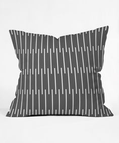 This Meridian Fleece Throw Pillow by DENY Designs is perfect! #zulilyfinds