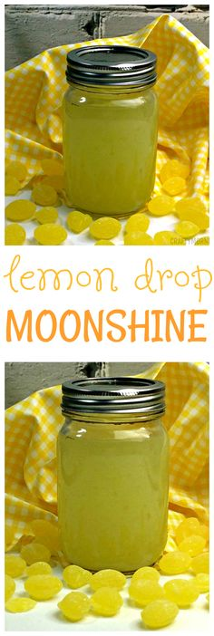 Lemon Drop Moonshine Recipe – Crafty Morning Lemon drop moonshine recipe…so good for summer BBQs! Homemade Alcohol, Homemade Liquor, Shot Recipes, Lemon Recipes, Party Recipes, Lemon Drop Moonshine Recipe, Flavored Moonshine Recipes, Cherry Limeade Moonshine Recipe, Root Beer Moonshine Recipe