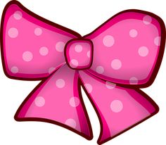 Hair Bows For The Littles I would say that i'm pretty arts and crafty. A few months back I started making hair bows for my daughters in my spare time. Ribbon Clipart, Free Clipart Images, Minnie Mouse Bow, Clip Art, Making Hair Bows, Daisy Duck, Diy Ribbon, Pink Fabric, Pretty Art