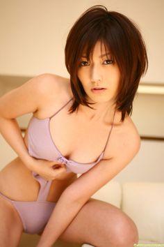 ♡ #GravureB ♡ yuka-kyomoto ♡