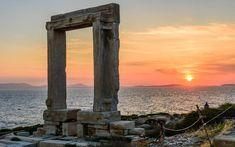 Greece Travel, Greek Islands, Marina Bay Sands, Waves, Building, Plants, Colors, Sunsets, Landscapes