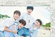 editorial vol 8 Yg Entertainment, Lirik Lagu Treasure, Pre Debut Photoshoot, Hyun Suk, Poster Boys, Chapter One, Art Model, Twitter, Yoshi