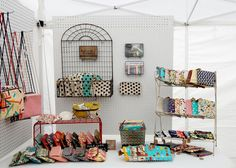Hand and Seek: Art Show / Craft Fair Tips and Advice with Booth Display Photos…