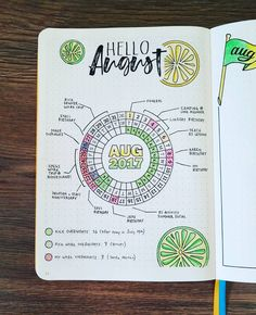 August 2017 - Circle Calendar I am so ready for this month! I have lots planned, but also lots of time to design some new things for my shop. And lots of down time with my family! We've been on Harry Potter #5 for way too long and need to get it finished..so we can start #6.