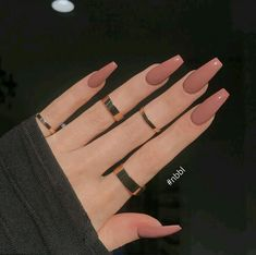 Bling Acrylic Nails, Acrylic Nails Coffin Short, Simple Acrylic Nails, Best Acrylic Nails, Acrylic Nails Kylie Jenner, Colored Acrylic Nails, Square Acrylic Nails, Coffin Nails, Edgy Nails
