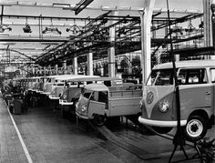 I love VWs!  A look at the BRAZILIAN FACTORY - VEXVZ®