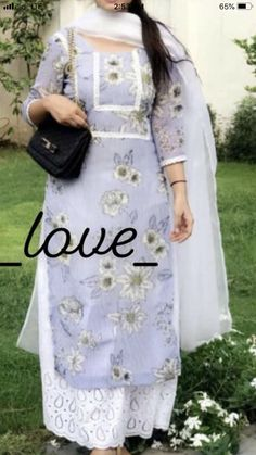 Wtsapp 9653820002 to know more Panjabi-Anzug Punjabi Suit Neck Designs, Neck Designs For Suits, Sleeves Designs For Dresses, Dress Neck Designs, Pakistani Dress Design, Punjabi Suits Designer Boutique, Indian Designer Suits, Kurti Sleeves Design, Kurta Neck Design