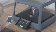Holus, a cool kickstarter project by H+ Technology converts a flat 2D experience on your tablet or smartphone into a holographic 3D experience. A cool information medium from which kids and families can learn, collaborate and have fun through immersive displays. On the hardware end, it consists of a display panel with light detection sensors to adjust the brightness automatically. It is an eco-friendly product that uses minimal mount of energy to operate.