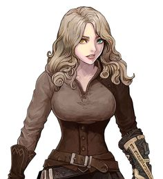 Lyric, Civvies Outfit Art - Vambrace: Cold Soul Art Gallery