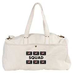 Pirate Squad Duffel Bag