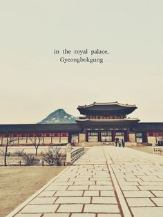 #6 Visit Gyeongbokgung, the royal palace of Joseon Dynasty in Seoul, Korea!