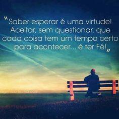 #fe #acreditar #believe #tempo