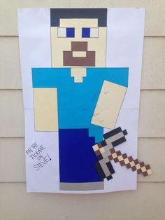Minecraft Kinder Geburtstag Selber Machen Rezepte Deko Buffet - Minecraft spiele selber bauen