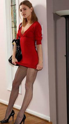 Sexy redhead wife