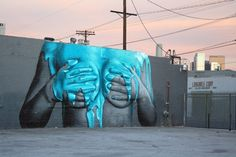 Awes graffiti