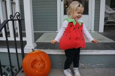 Baby Space: cutest strawberry on the block