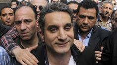 Egypt Ratchets Up Case Against Satirist, Threatens To Close TV Station - Bassem Yousef, NPR.org, April 2013. See social media references. (Coursera-SDT.Wk5.DF)