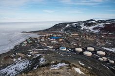 Where Else Does the U.S. Have an Infrastructure Problem? Antarctica