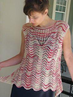 Ravelry: Pamina pattern by Ilga Leja
