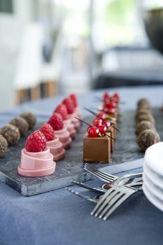 Romantic desserts...