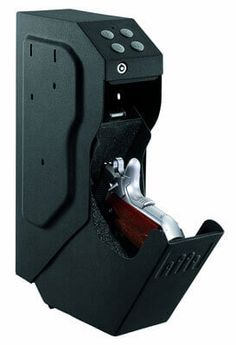 Best Gun Safe Reviews : GunVault SV 500 SpeedVault Handgun Safe Review