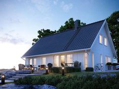 Made in Småland Swedish Style, Scandinavian Home, Cottage, House Design, Interior Design, Outdoor Decor, Home Decor, Design Ideas, Rooms