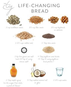 Life-Changing Bread - The Tig The Tig Meghan Markle, Real Food Recipes, Vegan Recipes, Vegan Meals, Banana Bread Recipes, Plant Based Diet, Healthy Choices, A Food, Healthy Eating