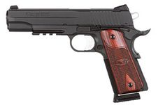 Sig Sauer 1911 Nitron Rail .45 ACP Pistol 1911R-45-BSS