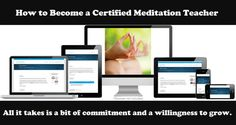 Did you ever consider how to become a certified meditation teacher? If so, read on. Becoming a certified meditation teacher isn't as hard as you might think. It needs a commitment and a willingness to grow. Meditation Techniques, Yoga Tips, Mindfulness Meditation, Yoga Teacher, Training Tips, Anxiety, How To Become, Exercise, Learning