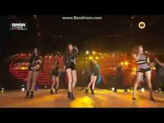 Girl's Day & Ailee - Problem (Ariana Grande) @ 2014 MAMA
