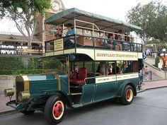Disneyland-Omnibus