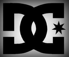 west coast skateboard style - DC Shoes logo Skater Boys, Electric  Skateboard, Vinyl Decals 1cfc2376132