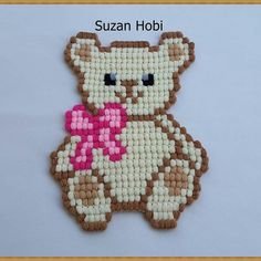 Plastic Canvas, Yoshi, Diy And Crafts, Fictional Characters, Instagram, Cross Stitch, Drawings, Soap, Fantasy Characters