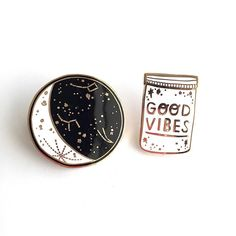 Enamel Pins by Oh No Rachio