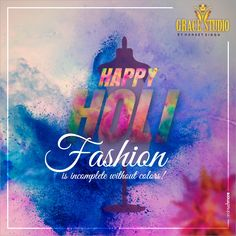Dye, Hues, Shades, Tones- colors bring out the best in every ensemble.  Wishing everyone a vibrant and fashionable Holi!  #holi #holiwishes #colorfulholi #holi2019 #colorsareeverything #fashion #colorfulfashion #dye #shades #hues #tones #fashionstudio #instafashion #lookbook