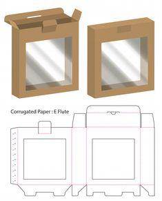 Box Templates Printable Free, Paper Box Template, Diy Gift Box, Diy Box, Box Packaging Templates, Packaging Design Box, Box Patterns, Packing Boxes, Craft Box
