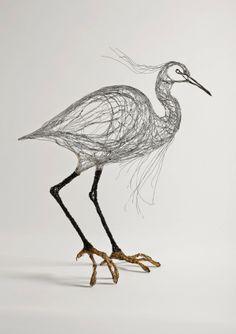 Los pájaros de alambre de Celia Smith